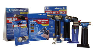 Torches - Heavy Duty, Mini-Jet, Hand-held, Professional