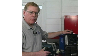 training program on DVD covering the Chrysler EVAP System with LDP (Leak Detection Pump).