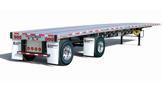 Transcraft Eagle® Flatbed Trailer