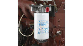 Twist ' Drain Fuel Filter Water Separator