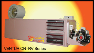 Venturion Used-Oil Heater