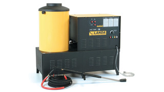 VHG3-11024D natural gas heated hot-water pressure washer