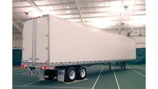 VIP 4000 Dry van trailer