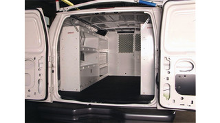 Weather Guard Van Solutions Bulkheads