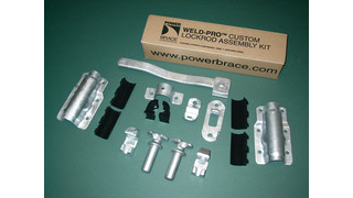 WELD-PRO Custom Lockrod Assembly Kit