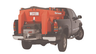 Western  Tornado TM hopper spreader