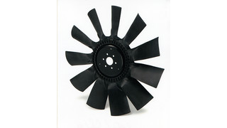 WindMaster Plastic HS11 Fan