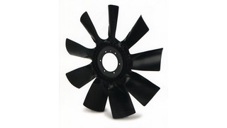 WindMaster Plastic MS9 Fan