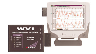 Wireless Vehicle Interface (WVI)