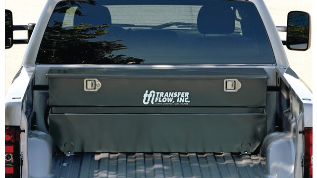 30-Gallon Fuel Tank/Toolbox Combo