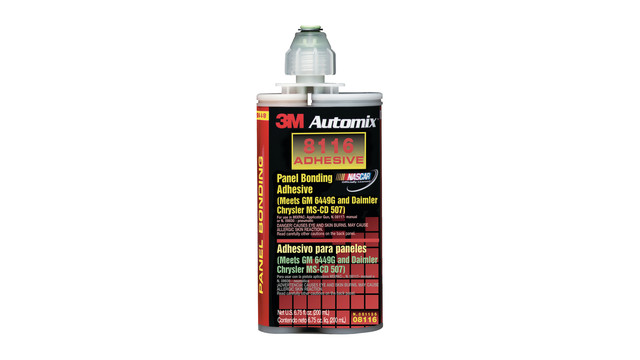 Automix brand Panel Bonding Adhesive PN 08116