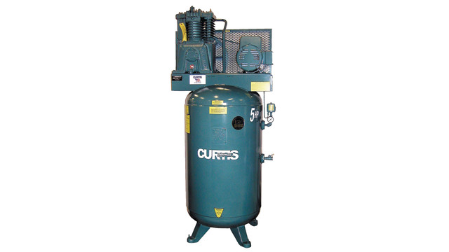 CA series line of heavy-duty automotive and industrial air compressors