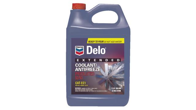 Chevron Delo Extended Life Coolant/Antifreeze