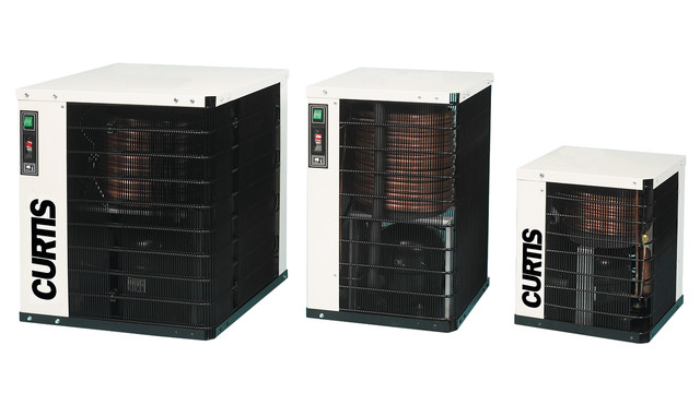 CR SERIES Refrigerated Air Dryers