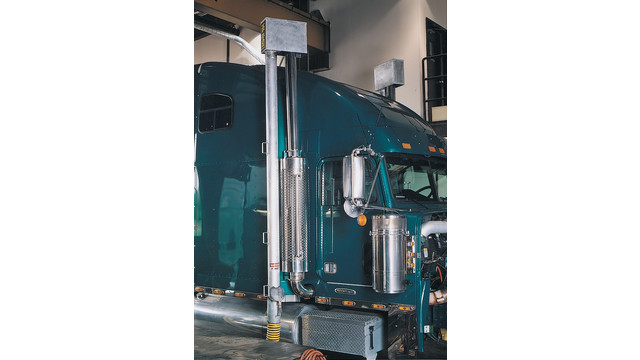 Diesel Exhaust Venting Systems