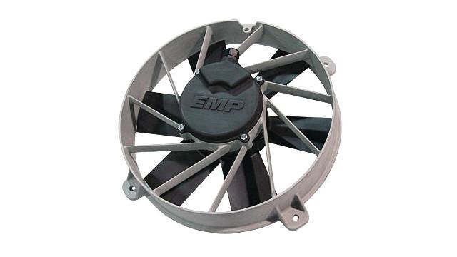 Diesel Grade Electric Fan