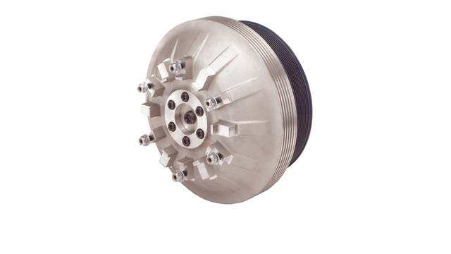 DriveMaster Two-Speed Fan Drive