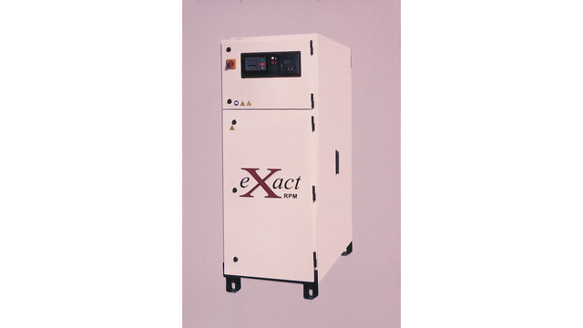 Exact RPM™ Variable Speed Air Compressor