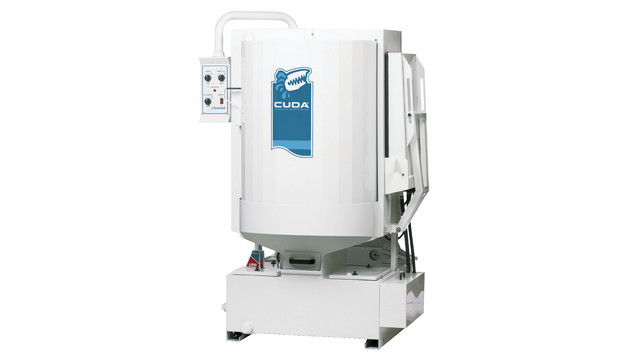 Front-load parts washer