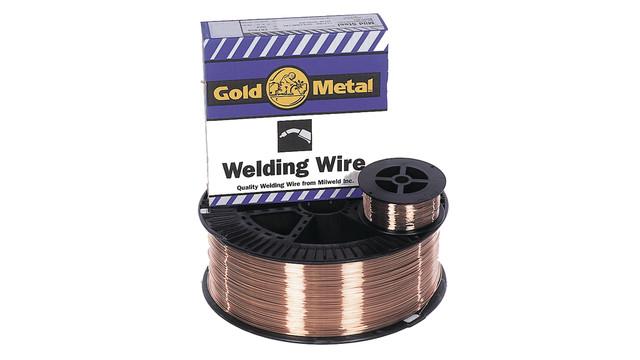 Gold Metal Welding Wire
