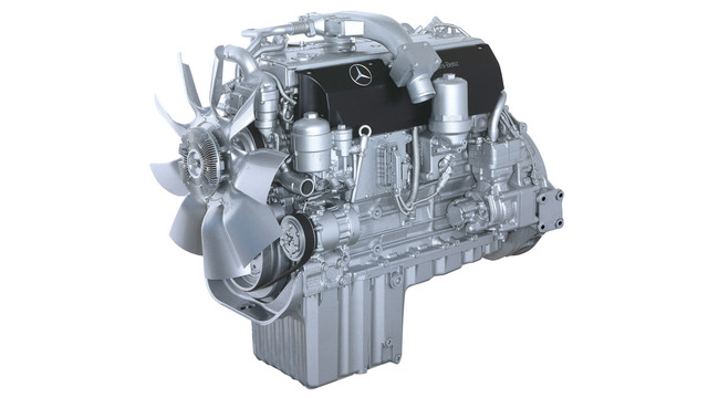 MBE 900 reliabilt engine