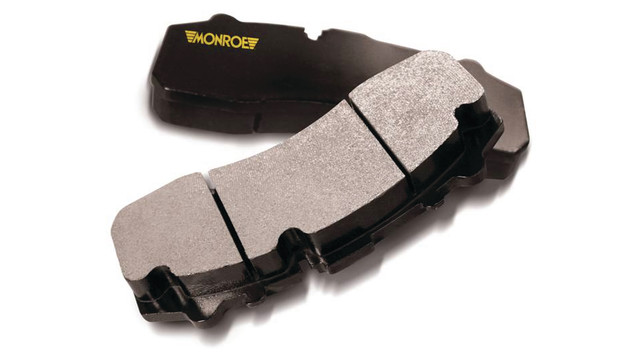 Monroe Dynamics Disc Brake Pad Expansion