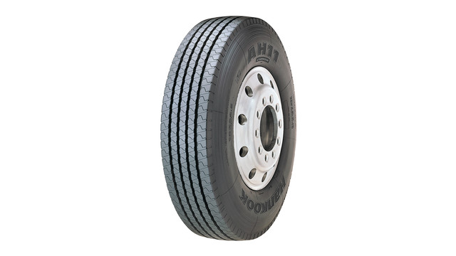 Radial AH11 Medium Distance Truck Tire