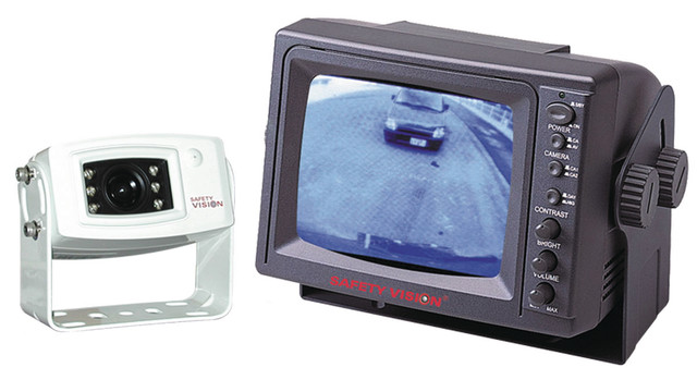 Rear Vision and On Board Surveillance Camera Systems