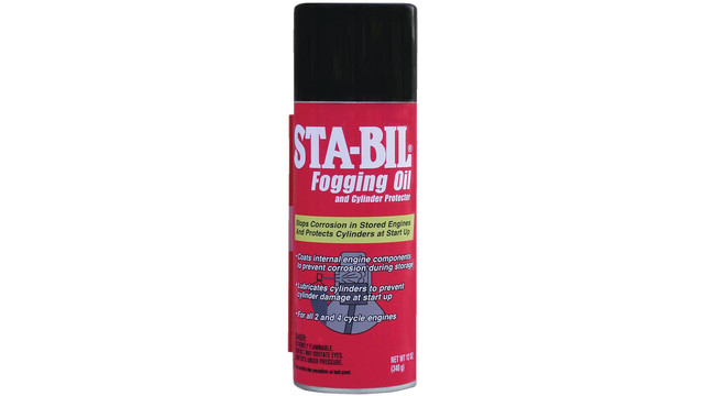 STA-BIL® Fogging Oil and Cylinder Protector