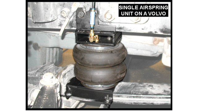 Steer Axle Stabilizers