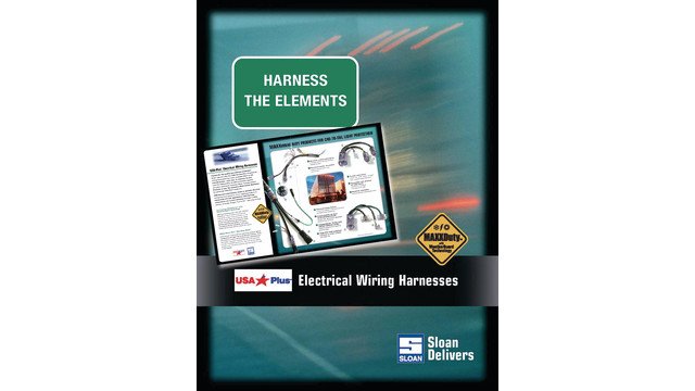 USA-Plus electrical wiring harnesses Brochure