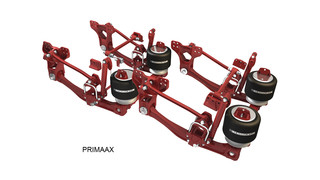PRIMAAX½® Rear Suspension