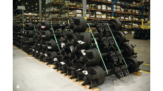 Remanufactured Trailer Axles