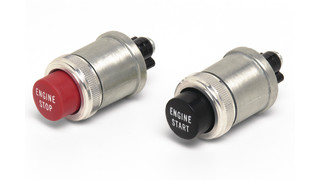 Momentary Push-Button Switches