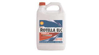 Shell Rotella ELC Extended Life Coolant/Anti-Freeze