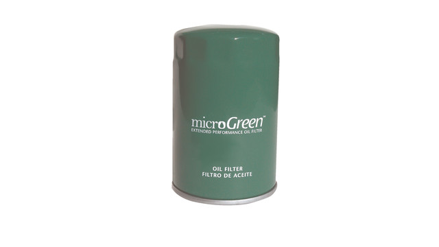 microGreen Extended Performance Oil Filter