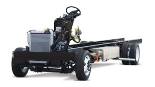 Hybrid-Electric Chassis