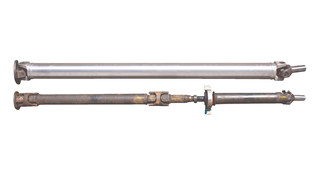 One-Piece Aluminum Driveshaft
