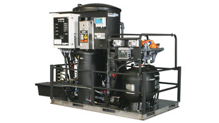 CLPB Series Wash-Water Treatment System