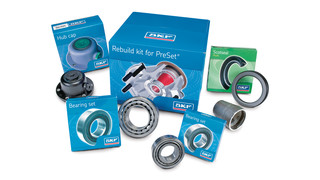 Rebuild Kit for PreSet Hub Assemblies