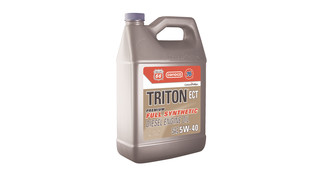 Triton ECT 5W40 Full Synthetic Oil
