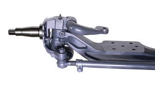 Spicer® Steer Axles with Extended Protection