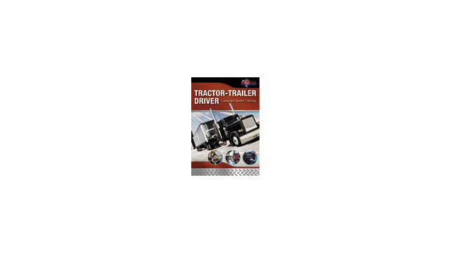 Tractor Trailer Driver Web-Based Training/Computer Based Training
