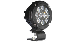 XWL-800AW LED Work Light with Flashing Amber Warning Light