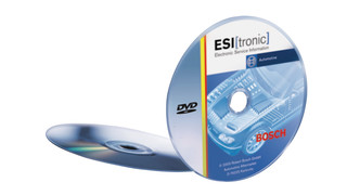 ESI[tronic] 2009 V2 Software