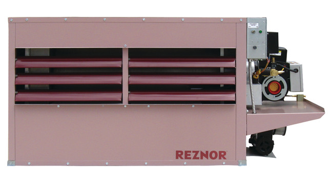 Models RA-150 and RAD-150 Waste Oil Heaters