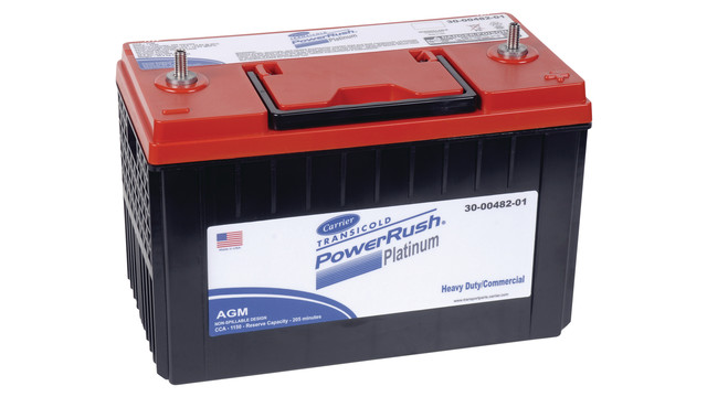 PowerRush Platinum Battery