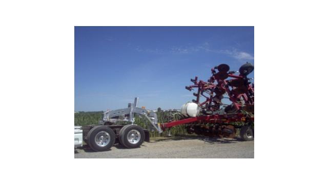 The Model 10F Farm Convertible Portable Fifth Wheel Wrecker Unit
