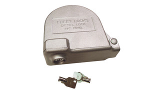 Gas Cap Lock