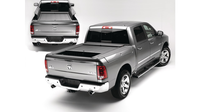 Dodge RamBox Retractable Hard Tonneau Cover
